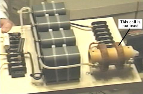 электрическая схема сушилки