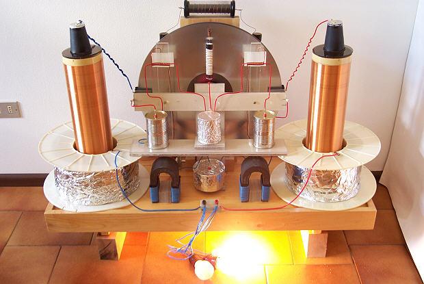 Альтернативный генератор энергии своими руками 74