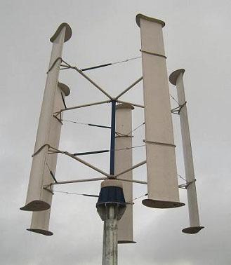Ветрогенератор вертикальный 5 квт своими руками