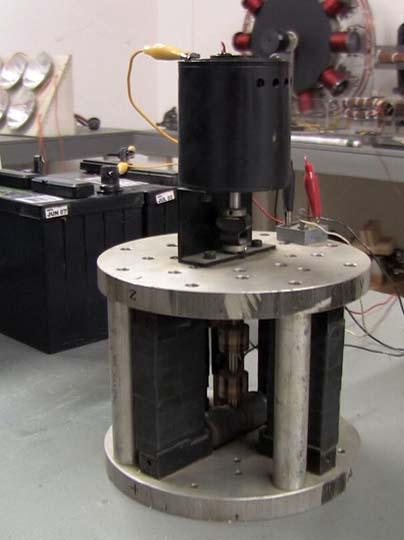 Магнитный генератор Кромри