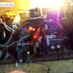 Демонстрация бестопливного генератора в работе