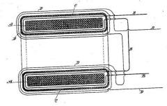 Трансформатор в разрезе