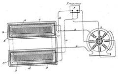 Трансформатора измененной формы и схема его использования