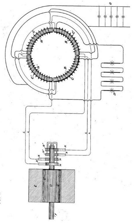 Схема системы в целом