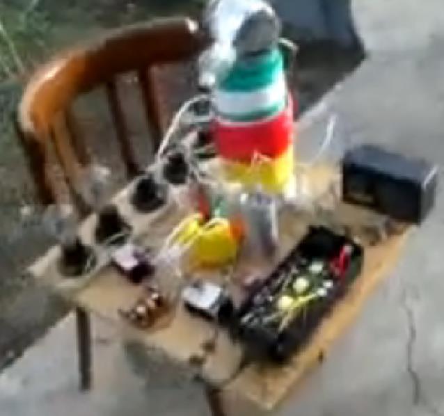 бестопливного генератора