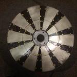 Фото №4 - магнитный диск после заливки.