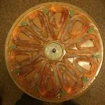 Фото №7 - диск с обмотками перед заливкой эпоксидной смолой.