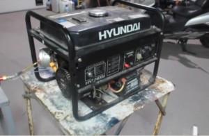 Запуск ДВС  на водороде без доработки