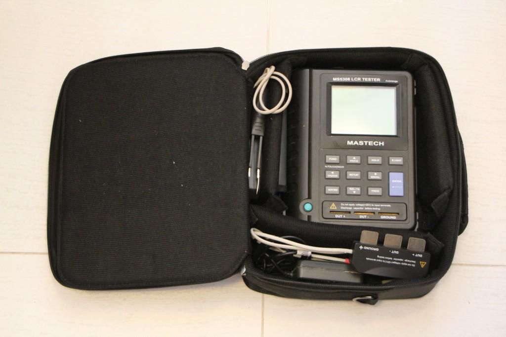 MS5308 мостовой измеритель LCR ESR