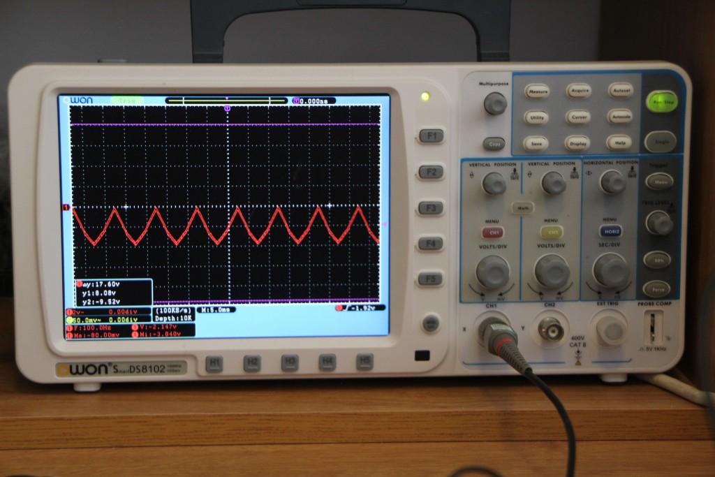 Цифровой осциллограф OWON SDS8102